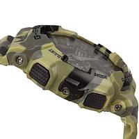 Спортивные Часы Casio G-Shock GA-110 Качество! камуфляж зеленый