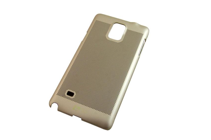 Чехол на Samsung Galaxy Note4 -- ЗОЛОТО