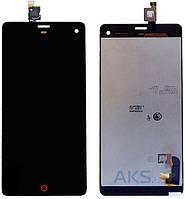 Дисплей (экран) для телефона ZTE Nubia Z7 Mini + Touchscreen Original