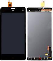 Дисплей (экран) для телефона ZTE Nubia Z7 + Touchscreen Original