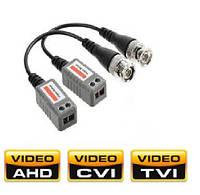 Відео балун TVI CVI AHD HD передавач приймач пара