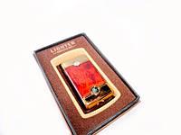 Карманная зажигалка в подарочной коробке Дерево