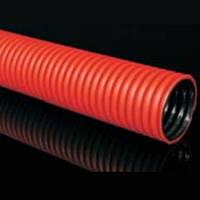 Труба ПНД 110 двухстенная гибкая для укладки в землю