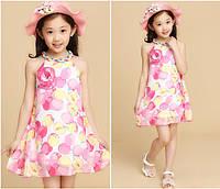 Платье летнее для девочки.