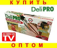 Нож кухонный с ограничителем Deli Pro