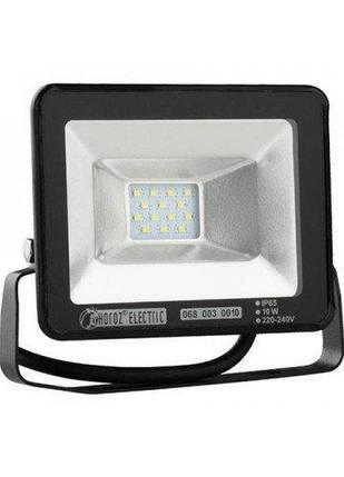 LED Прожектор діодний 10W 6400K , фото 2