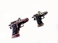 Зажигалка Пистолет 2 форсунки
