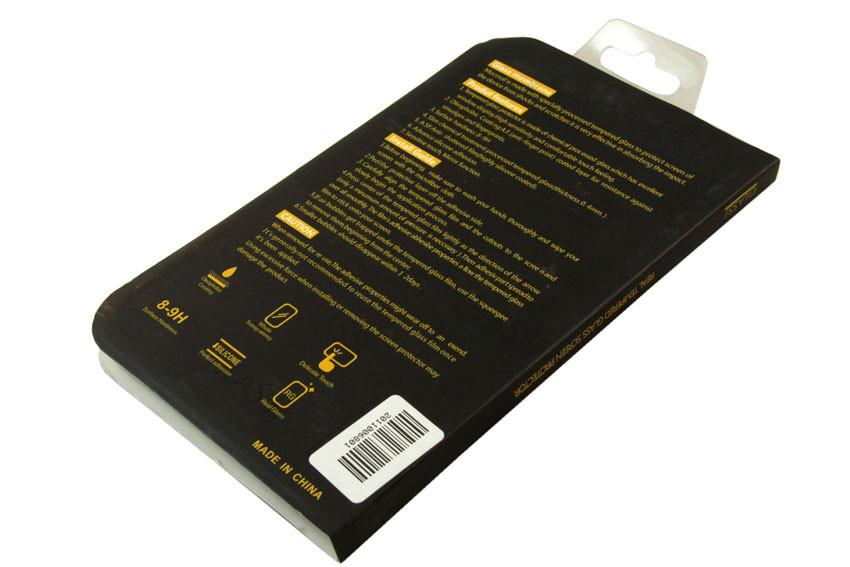 Защитная пленка-стекло на iPhone 5s