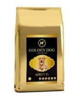 """Сухой корм Golden Dog """"Adult 7+"""" для стареющих собак, со вкусом курицы 10 кг"""