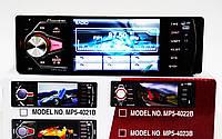 Автомагнитола Pioneer 4023B с Bluetooth, USB, AUX, FM+Видео+Поддержка Камеры!, фото 1