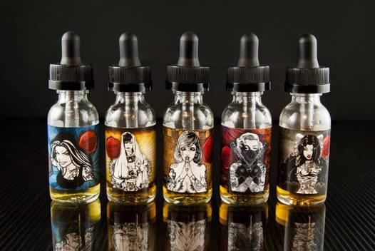 Жидкость для электронных сигарет Suicide Bunny 30 мл