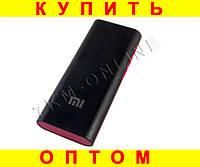Power Bank универсальная зарядка 20000mah 3 USB + фонарик