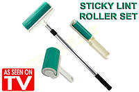 Набор чистящих роликов Sticky Lint Roller Set  оптом