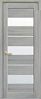 Лилу - Ясень патина (60, 70, 80, 90см). Коллекция Мода. Межкомнатные двери МДФ Новый Стиль