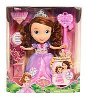 Танцующая кукла София Прекрасная с волшебной палочкой