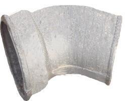 Відвід сталевий 90° ДУ 50