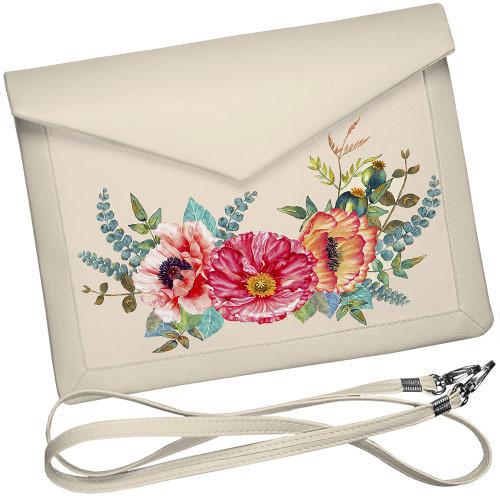 0b610ac5ca80 Белый клатч конверт Нежность: продажа, цена в Хмельницком. женские ...