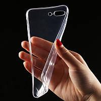 Силиконовый чехол на iphone 7 (высокое качество)