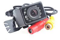 Камера заднего хода с ИК-подсветкой E327 Ночное видение!