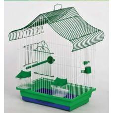 """Клетка """"МИНИ-1""""для птиц, попугая, 33х23х45 см"""