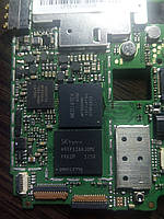 Микросхема памяти Hynix H9TP32A8JDMC PRKGM На новой плате