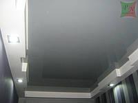 Короб с натяжным потолком