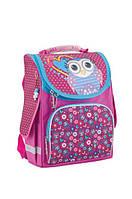 "Рюкзак 1Вересня Smart ""Cute Owl"" PG-11 553330 34х26х14см ортопедический"