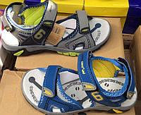 Детские сандалии для мальчиков Super Gear оптом Размеры 30-35