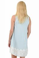 Сарафан, Цвет голубой, S-L размеры