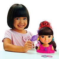 Кукла манекен для причёсок Даша (Дора) балерина Fisher-Price