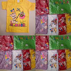 Детская футболка 1-3 года