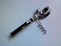 Открывалка со штопором многофункциональная, фото 1