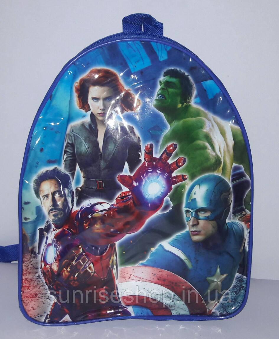 """Рюкзак для хлопчика """"Супер герої"""""""
