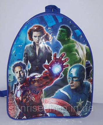 """Рюкзак для хлопчика """"Супер герої"""", фото 2"""