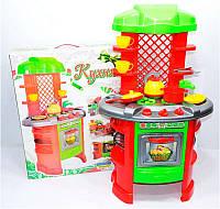 Детская игровая кухня 7, игровой набор детская кухня 7 Технок 0847