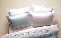 Полуторное однотонное постельное белье KARACA HOME