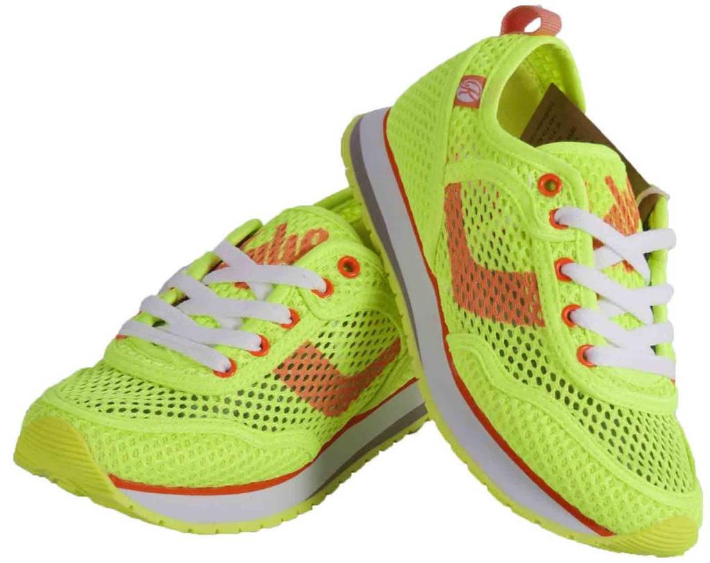 Детские кроссовки для девочек Kylie Crazy размеры 30-35