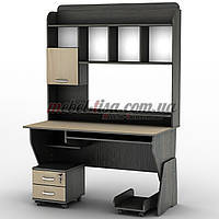 Компьютерный стол СУ-24 Олимп Тиса-Мебель, фото 1