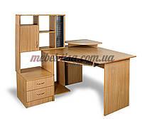 Комп'ютерний стіл Ексклюзив-1 Тиса-Меблі, фото 1