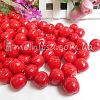 Яблочко красное, 2 см