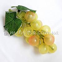 Гроздь винограда, 13 см, желтый