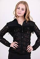 Блуза Вестерн 0323 (черный)