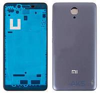 Корпус Xiaomi Redmi Note 2 Black