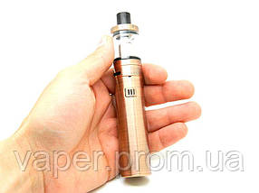 Электронная сигарета Eleaf iJust S 3000 mAh, 4 мл, Brushed Bronze, фото 3
