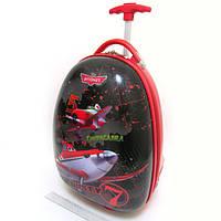 Детский чемодан дорожный Летачки, Planes 520339
