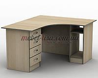 Компьютерный стол Бюджет СПУ-6\2 Тиса-Мебель, фото 1