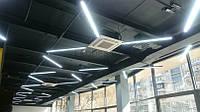 Подвесной LED светильник оптика