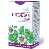 «Пятипал капли» 50мл для нормализации функционирования щитовидной железы