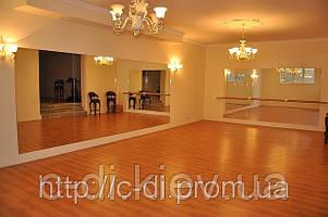 Зеркала для хореографических залов