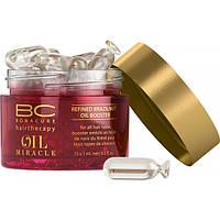 BC OM Refined Brazilnut Oil Booster - Активатор-концентрат с маслом бразильского ореха, 15 * 1 мл